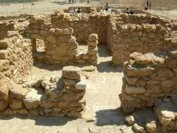 древние раскопки поселения евсеев