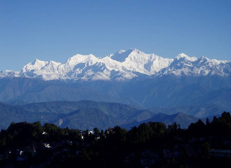 Владыка Гималайя..